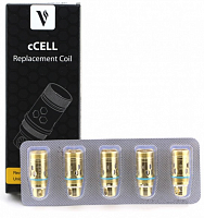 Испаритель Vaporesso Target cCell - GD Ceramic coil (0,5 ohm SS)